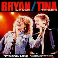 BRYAN ADAMS & TINA TURNER It's Only Love Uk 12""