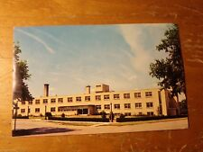 Vintage Postcard Saint Ansgars Hospital, Rock River, North Dakota