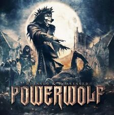 POWERWOLF - BLESSED & POSSESSED (CD) Sealed