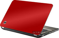 RED Vinyl Lid Skin Cover Decal fits HP Pavilion G6 1000 Laptop