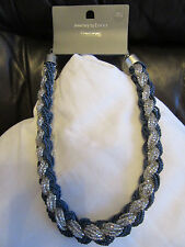 Blue/Silver Necklace - Jewelery by Evans