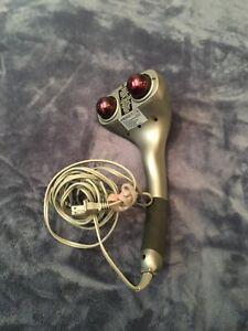 Homedics PA-1H Dual Head Handheld Professional Body Percussion Massager