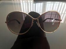 sunglasses women tom ford golden frame