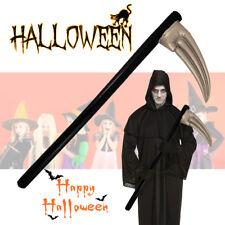 "Inflatable Scythe Halloween Grim Reaper Graveyard Ghoul Death Costume 100cm 39"""
