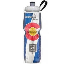 Polar Bottle Sport Insulated 24 oz State Flag Water Bottle - Colorado
