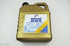 1x 5l huile de vidange sae 5w-40 Cartechnic 5,60 €/litre made in Germany