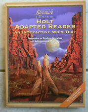 Holt Elements of Literature,Course 2,gr.8/8th 2003 NEW PB Adapted Reader