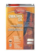 Owatrol Öl Kriechöl Rostschutz Holzschutz 1000ml
