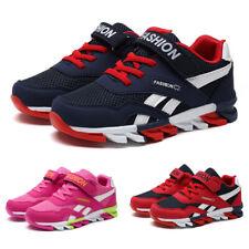 Kinder Sneaker Jungen Schuhe Mädchen Klettverschluss Sport Turnschuhe Laufschuhe