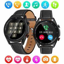 SALE Android IOS Smartwatch Armband Pulsuhr Blutdruck Fitness Tracker Damen DE