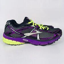 New listing Brooks Ravenna 4 Women's 8.5 1201251B612 Running Shoes Purple Black