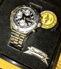 BREITLING Automatic Model COLT CHRONO mod. ANNO 1999 Off -20% Cert. Originalità