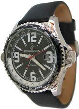 Vandenbroeck & Cie Orologio tempo nel mondo Orologio automatico con data & GMT