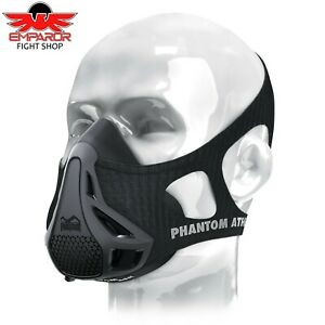 Phantom Trainingsmaske Training Mask Cardio Ausdauertraining Höhentraining