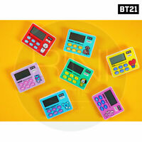 BTS BT21 Official Authentic Goods Stopwatch + Tracking Num