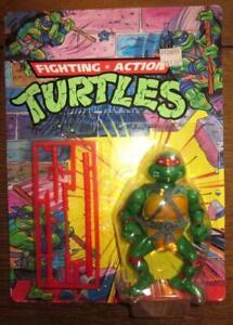 FIGHTING ACTION TURTLES (TMNT) DONATELLO
