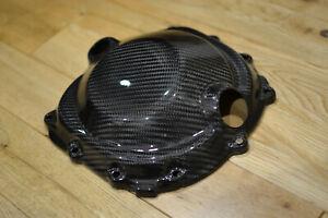 Kawasaki ZX14R ZZR1400 100% carbon fibre engine cover 2012 nikes onwards Gen 2
