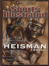 John Cappelletti PSU SIGNED Special Heisman Sports Illustrated NL COA!