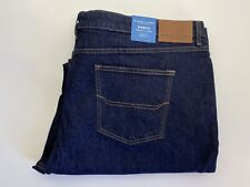 RM Williams Men's Ramco Regular Fit Tapered Jeans Low Rise Blue W48 L34