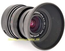 Carl ZEISS Pancolar 1.8/50mm FLEKTOGON 2.4/35mm fit Bakelite 49mm Lens Hood DDR