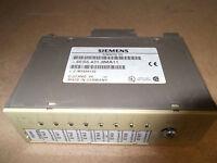 Siemens Simatic S5 6ES5431-8MA11 6ES5 431-8MA11 Entrada Digital / entrada