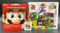 """NINTENDO 3DS SPIEL """" SUPER MARIO 3D LAND """" Deutsche Verkaufsversion """" KOMPLETT"""