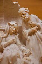 "NIB: Guiseppe Armani Figurine ""Nativity"" 624F (With Original Box)"