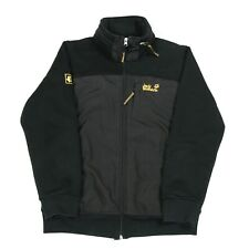 JACK WOLFSKIN Hooded Cotton Jacket | Coat Shell Zip Bomber