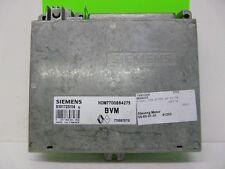 Engine Control Unit Siemens s101725114q 7700873713 RENAULT LAGUNA I 1.8 90PS