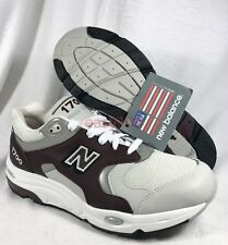 New New Balance 1700 Sz 9 Mens 42.5 M1700CHT NB Classic USA Blue Leather Retro