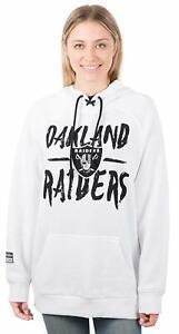 Ultra Game NFL Women's Fleece Hoodie Pullover Sweatshirt Size Medium NWT