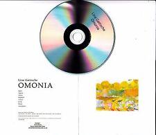 LINE GOTTSCHE Omonia 2017 UK 8-track promo test CD