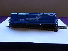 Blue HO Gauge Conrail Diesel Locomotive Mehanotehnika Izola Yugoslavian Made