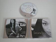 BRANDY/NEVER SAY NEVER(ATLANTIC 7567-83039-2) CD ALBUM