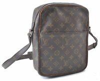 Authentic Louis Vuitton Monogram Petit Marceau Shoulder Bag Old Model LV B1995