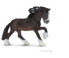 Schleich 13734 Shire étalon 16 cm série monde de cheval