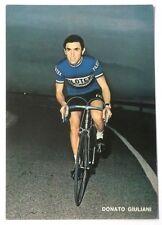 Cartolina Ciclismo - Filotex - Donato Giuliani