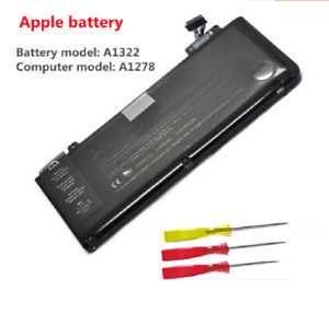 """Genuine A1322 Battery For Apple Macbook Pro 13"""" A1278 Mid 2009/2010/2011/2012"""