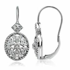 Diamond Not Enhanced Diamond Fine Earrings