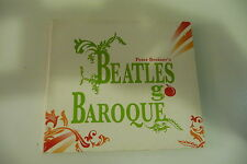 BEATLES GO BAROQUE - THE BEATLES CD DIGIPACK PETER BREINER'S.