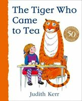 Tiger Who Came To Tea Kerr Judith Board Book NEW