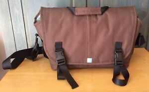 KURGO Dark Brown Small Dog Pet Carrier-Used