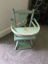 Vintage Dolls /Teddy Bear High Chair