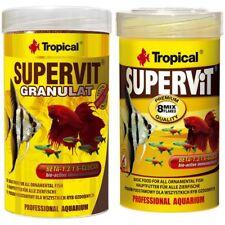 TROPICAL Supervit granulé 1 L + FLOCON 1 Nourriture pour poisson (10,95 €/ 1 )