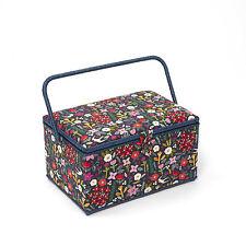 HobbyGift Classic Range Sewing Basket (Xlarge size) Swallows HGXL173