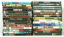 Lot of 100 Used Assorted Dvd Movies Bulk Dvds Used Dvds Lot Wholesale Lots
