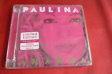 Ananda Paulina Rubio Limited Edition For Fans Only Autographed Poster CD NEW