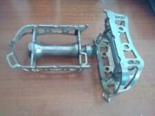 BICICLETTA Pedali Classic Retro PEDALI GOMMA BLOCCO PEDALI Pedali Vintage 06854