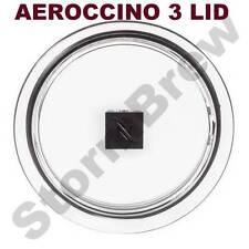 Nouveau véritable aeroccino nespresso 3 lait frother couvercle / CAPOT avec sceau