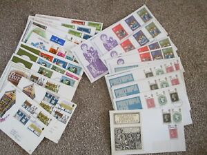 ** FIRST DAY COVERS 1970 MULTIPLE LISTINGS BUY 4 FOR FREE P&P **